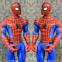 2PCS/set Marvel Universe The Amazing Spider-man 3.75'' Movies Figure boy Toys