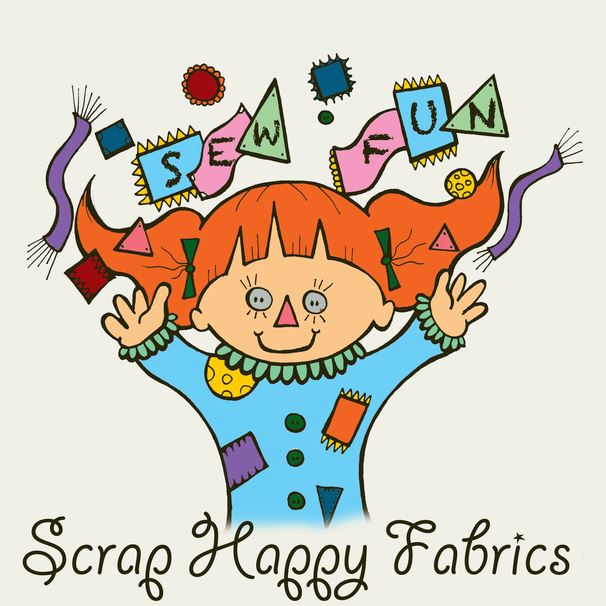 Your Scrap Happy Fabrics
