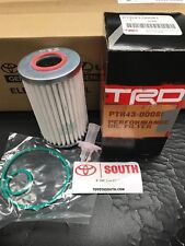 TRD High Performance Oil Filter Tundra Sequoia Land Cruiser PTR43-00081