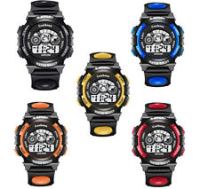 Cool Boss Wristwatch Children Kids Sports Digital Watch for Boys & Girls