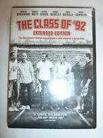 The Class of '92 DVD Extended Edition documentary movie sports soccer United NEW