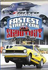 Fastest Street Car Shootout (DVD, 2014)