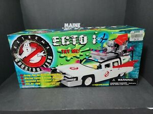 SEALED RARE VINTAGE Extreme Ghostbusters Ecto 1 1997 new in box