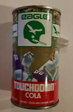 1970's Eagles Touchdown Soda Can