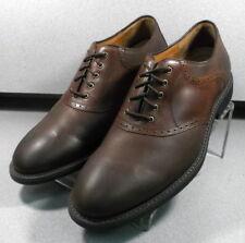 200588 MS50 Men's Shoes Size 10.5 M Burgundy Leather Slip On Johnston & Murphy