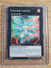 Evolzar Laggia - CT09-EN011 - Super Rare