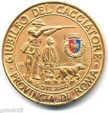 GIUBILEO DEL CACCIATORE 2000 SANTUARIO MENTORELLA MEDAGLIA S. EUSTACHIO