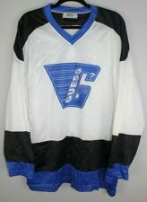 Rare Vtg 90s Guess Team Usa Hockey Jersey Size Large Logo Spellout Streetwear