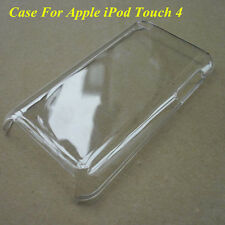 Clear Crystal Transparent PC Hard Case Cover For Apple iPod Touch 4 4G 4th Gen