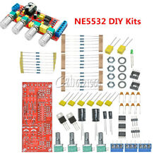 NE5532 Pre-amplifier Preamp Tone Board DIY Treble Alto Bass Volume Control Kits