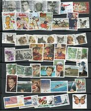 2010  49  Different used Stamps fine