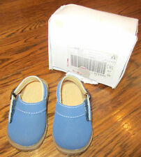 My Twinn Doll outfits clothing Denim Blue Clogs Shoes Mules Sling Back