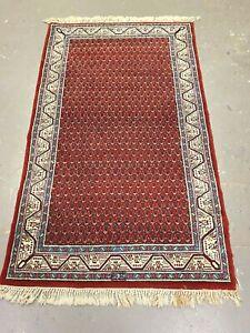 antiques-swiss****** Beautiful Antique IndoSaruk MIR rug 3`1 x 5`1 ft