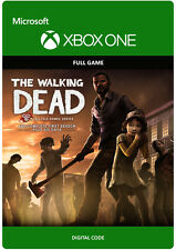 THE WALKING DEAD THE COMPLETE FIRST SEASON XBOX ONE FULL GAME KEY