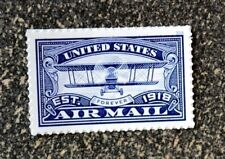 2018USA Forever United States - Blue 1918 Air Mail  Mint NH  airplane