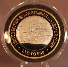 NED KELLY#3 THE GLENROWAN INN SILVER STUNNER COIN - LIMITED EDITION 500 RELEASED