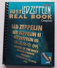 Led Zeppelin Complete Guitar Tabs Book All Songs  Zep I - Coda Just Real