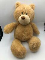 Baby Gund Hug Me Hugo With Sound Teddy Bear Plush Soft Stuffed Toy Animal Doll