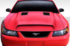 1999-2004 Ford Mustang Duraflex GT500 Look Hood -1 Piece 112761