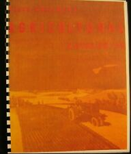 1935 Allis Chalmers Annual Agricultural Sales Catalogue All Equipment 80 Pgs