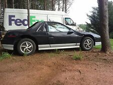 1985 PONTAC FIERO GT SE V6 HOOD SUPPORT LIFT BRACKET  SPORTS CAR USED PARTS
