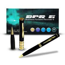 Penna Spia Hd Bpr6 Telecamera Nascosta E Microsd Fino A 16gb Risoluzione Linq