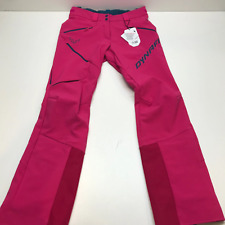 Dynafit Mercury Pro 2 ski Pants womens medium 2021 flamingo