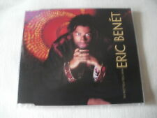 ERIC BENET - WHY YOU FOLLOW ME - R&B PROMO CD SINGLE