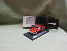 BRASINCA 4200 GT DE 1965 ROUGE WHITEBOX 1/43 EDITION LIMITEE 1008 PIECES