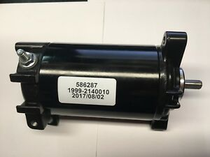 586287  Johnson Evinrude FITCH 75/175HP 1991-2005-Used Starter-Motor 0586287