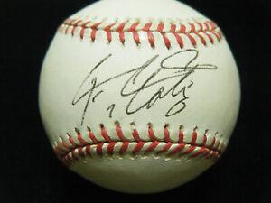Fernando Tatis (Sr.) 2 Grand Slams 1 Inning autographed NL Coleman baseball