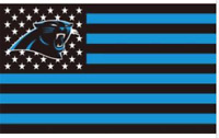 Panthers FLAG 3X5 Carolina Banner American Football Fast Shipping New USA