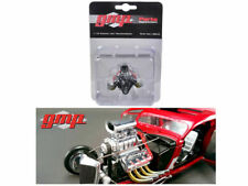 1/18 1934 Blown 426 Nitro Coupe Drag Engine and Transmission Replica