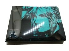 Final Fantasy VII 7 Remake Kuji Lottery Cloud and Sephiroth Face Towel F-Award