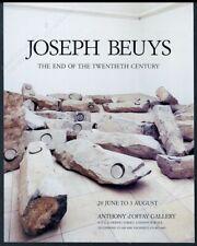 Joseph Beuys Kunstkarte Postcard Art Hirschkuh