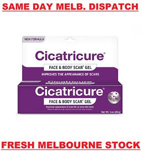 Cicatricure MEDERMA Face Scar Gel Cream Treatment 28g Skin Care Old & New Scars