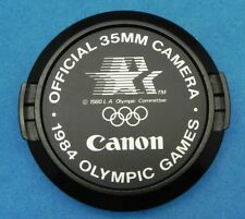 Canon 52mm Front Lens Cap for 1984 Olympic  #1