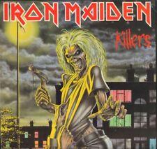 Iron Maiden(Vinyl LP)Killers-EMI-FA 41 3122 1-UK-1981-VG/VG