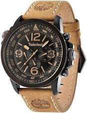 Reloj Hombre TIMBERLAND CAMPTON 15129JSBU-02 de Cuero Marr¾n