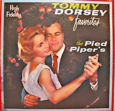 ++TOMMY DORSEY the pied piper's LP GOLDEN TONE USA heat wave RARE VG++