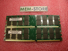 2GB 2x1GB Memory PC2700 UDIMM Dell Demension 1100 2400 3000