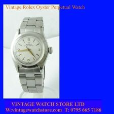 Reloj de Pulsera Vintage Rolex Oyster hora permanente 1965