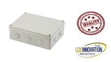 Scatola stagna IP55 con gommini 20X15 economica scatola derivazione per esterno