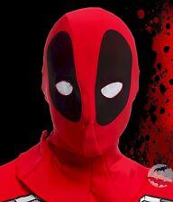 New Marvel Deluxe Deadpool Costume Mask