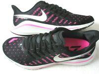 Nike Mens Air Zoom Vomero 14 Running Training Shoes Black Pink Blast Size 11.5