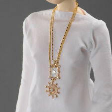 DOLLMORE BJD ACCESSORY NEW SD&Model - Seakey Necklace (Gold)