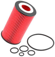 K&N Pro Series Oil Filter PS-7004 (Performance Cartridge Automotive Oil Filter)