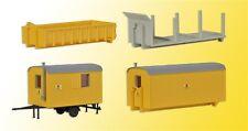 Kibri 15700 H0 Anhänger Baustellengeräte