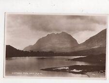 Liathach From Loch Clair 1954 RP Postcard 817a