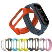 Bracelet For Xiaomi Mi Band 3 Sport Strap Watch Silicone Wrist Strap For Xiaomi